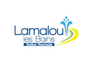Ville de Lamalou les Bains, partenaire du Golf de Lamalou les Bains