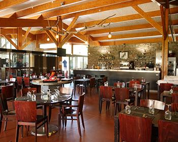 Restaurant La Capitelle, golf de lamalou les bains